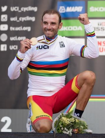 UCI Road World Championships Innsbruck Men Elite Road Race Aleja